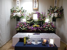 家族葬儀事例3