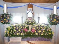 家族葬事例1